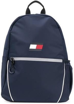 Tommy Hilfiger logo backpack