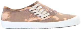 Maison Margiela Side Lace Up Sneakers