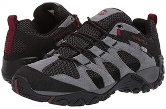 Merrell Alverstone Waterproof (Boulder) Men's Shoes