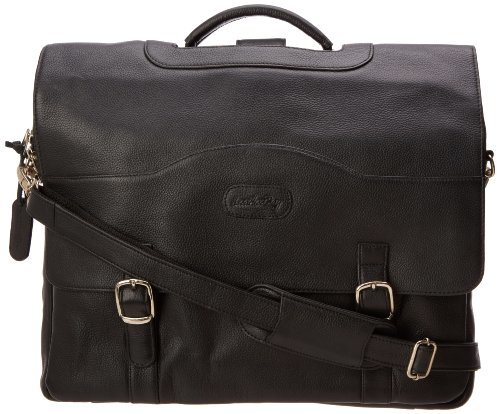 Leatherbay Stanford Briefcase Laptop Bag