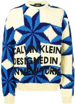 Calvin Klein crew neck jumper