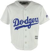 Majestic Little Kids' Los Angeles Dodgers Cool Base Jersey