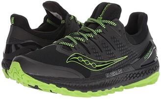 Saucony Xodus ISO3 (Black/Slime) Men's Running Shoes