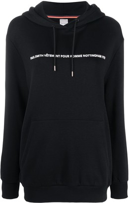 Paul Smith Graphic-Print Hoodie