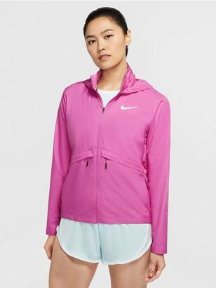 Nike Running Essential Jacket - Fuchsia