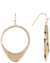 Cole Haan Open Teardrop Earrings