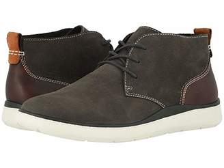 Johnston & Murphy Farley Chukka (Charcoal Oiled Nubuck) Men's Boots