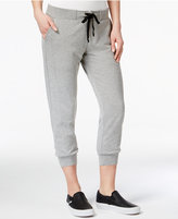 Material Girl Active Juniors' Cropped Sweatpants, Only at Macy's