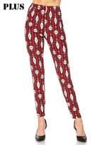 2NE1 Apparel Holiday Leggings Plus
