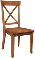 Asstd National Brand Copley Cove Set of 2 Dining Chairs