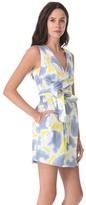 Diane von Furstenberg Carol Mini Dress