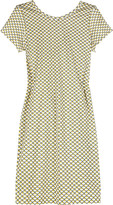 See by Chloé Geometric printed dress
