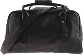 Piel Leather Large Top-Zip Duffel Bag 3078