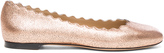 Chloé Leather Lauren Ballerina Flats