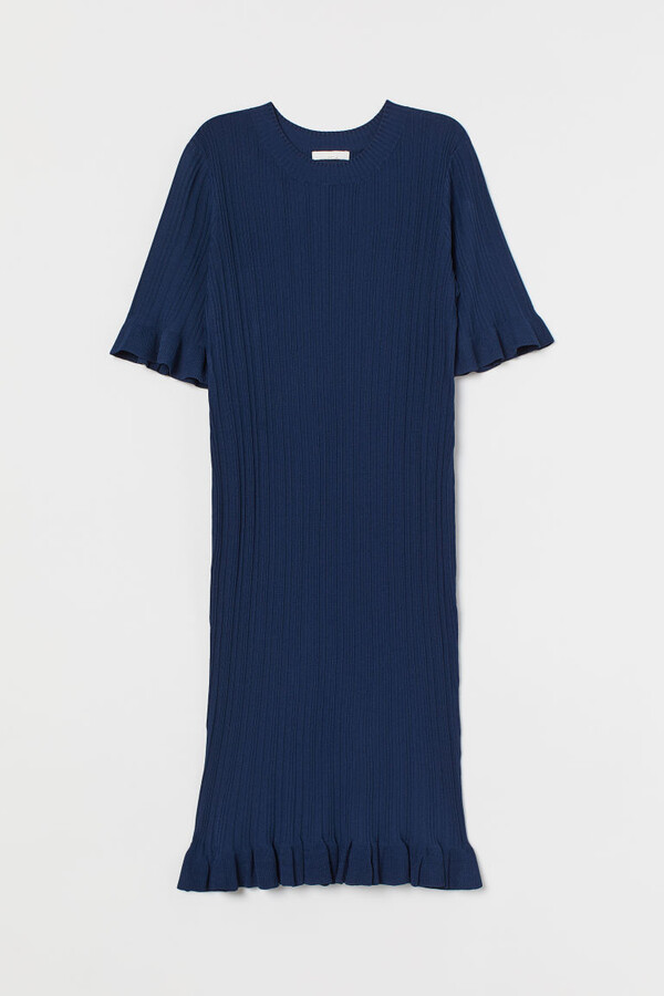 Thumbnail for your product : H&M MAMA Rib-knit dress