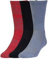 Under Armour Men's UA Twist Crew Socks 3-Pack