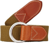 Barneys New York MEN'S WEBBED BELT