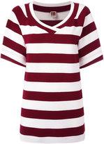 I'M Isola Marras striped top - women - Polyamide/Spandex/Elastane/Viscose - S