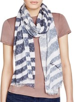 Lily & Lionel Hetty Striped Scarf