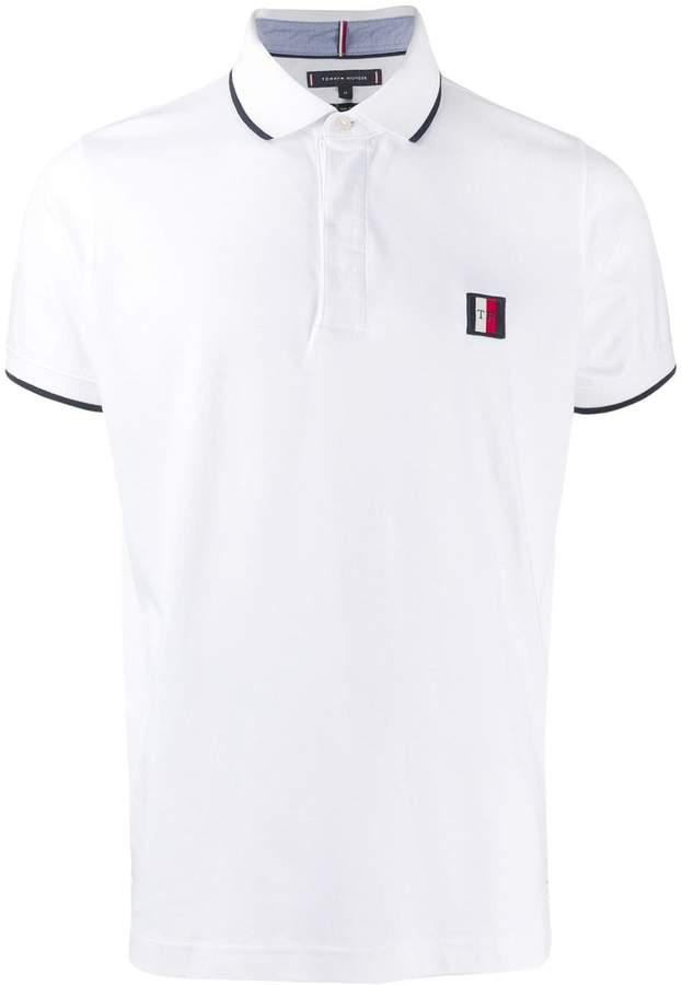 detailed look 2a8c2 8eaef logo polo shirt