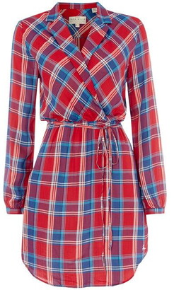 Jack Wills Hedley Check Dress