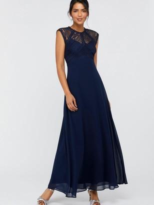 Monsoon Lolita Lace Maxi Dress
