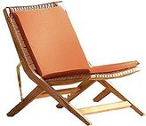 Adjustable Folding Chair Sunbrella® Cushion