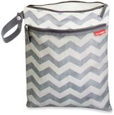 Bed Bath & Beyond SKIP*HOP® Grab & Go Wet/Dry Bag in Chevron