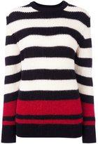 IRO 'Jaylen' striped sweater