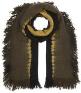 Denis Colomb Hausa Tie Dye Cashmere Scarf