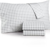 Charter Club Damask Designs Printed Full 4-pc Sheet Set, 500 Thread Count