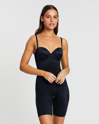Spanx Suit Your Fancy Strapless Cupped Bodysuit