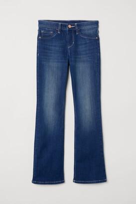 H&M Bootcut Jeans - Blue