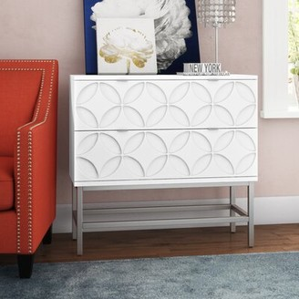 Mercer41 Walthall 2 Drawer Accent Chest