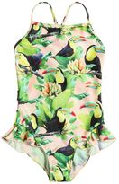Molo Tucan Print Lycra Bathing Suit