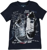Desigual T-Shirt (Kids) - Blue-7/8