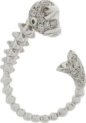 Yvonne Léon Fish Earrings