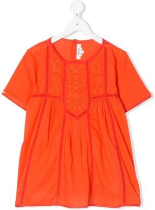Bonpoint TEEN Nalya lace-insert blouse