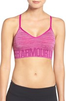 Under Armour Seamless Sports Bra