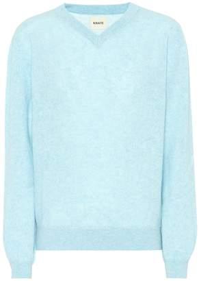 KHAITE Corinna cashmere sweater