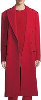 Ralph Lauren Brandon Double-Breasted Wool Coat