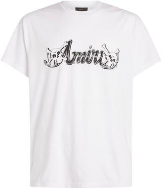 Amiri Motley Crue T-Shirt