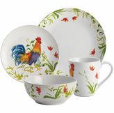 Bonjour Meadow Rooster 16-pc. Dinnerware Set