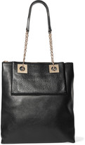 See by Chloe Hailey textured-leather shoulder bag
