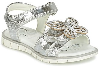 Chicco CIRINA girls's Sandals in Silver