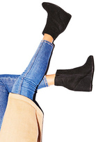 Jeffrey Campbell + Free People Womens INSTANT WEDGE BOOT