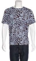 Dries Van Noten Leopard Print T-Shirt
