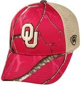 Top of the World Adult Oklahoma Sooners Doe Camo Adjustable Cap