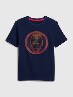 Marvel GapKids | Hologram Graphic T-Shirt