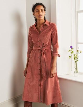 Judith Cord Shirt Dress